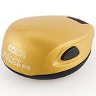 полуавтоматическая COLOP Stamp Mouse горчичная