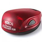 полуавтоматическая COLOP Stamp Mouse красная